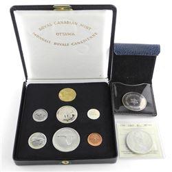 1867-1967 Centennial Lot, Specimen Set Coins, Plus