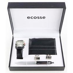 Ecosse Gents Watch Gift Set
