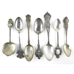 Estate Lot - Sterling Silver Spoons