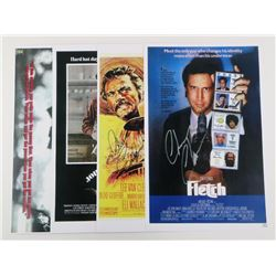 Lot (4) Movie Poster Cards