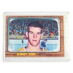 Bobby Orr 'Rookie' Reprint Card