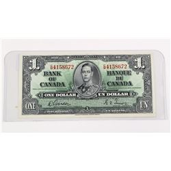 Bank of Canada 1937 1.00 G/T