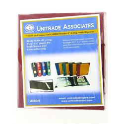 """New 2"""" D Ring Binder with Slipcase"""