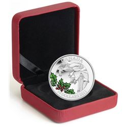 2011 $10 Fine Silver Coin - Little Skaters.