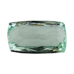 12.90 ct.Natural Cushion Cut Aquamarine