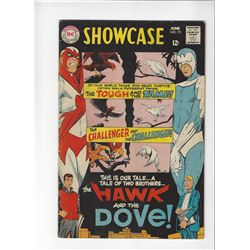 Showcase Hawk and Dove Issue #75 by DC Comics