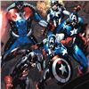 Image 2 : Captain America Corps #2 by Marvel Comics