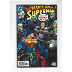 Adventures of Superman Issue #566 by DC Comics