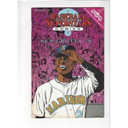 Baseball Superstars Ken Griffy Jr Issue #3 by Revolutionary Comics