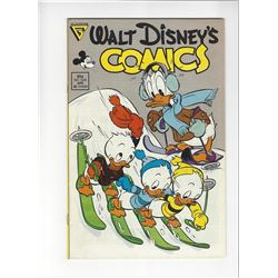 Walt Disneys Comics and Stories Issue #528 by Gladstone Publishing