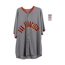 San Francisco Giants Juan Marichal Autographed Jersey