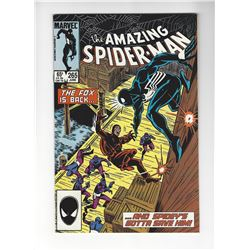 The Amazing Spider-Man Issue #265 by Marvel Comics