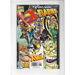 Pint Sized X-Babies Issue #1 by Marvel Comics