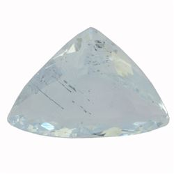 7.28 ctw Triangle Aquamarine Parcel