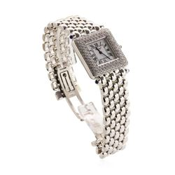 Chopard Lady's Classique Wristwatch - 18KT White Gold