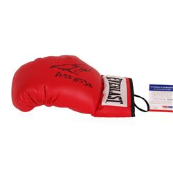 Larry Holmes Autographed Boxing Glove