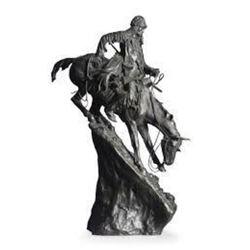 Mountain Man By Frederic Remington