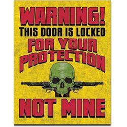 Door is Locked