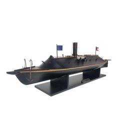 CSS Virginia Limited Model Ship 34""