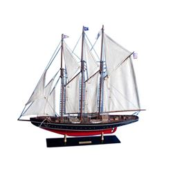 Wooden Atlantic Limited Model Sailboat 32""