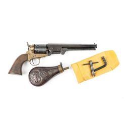 Italian Replica 1851 Navy Revolver - .36 Cal