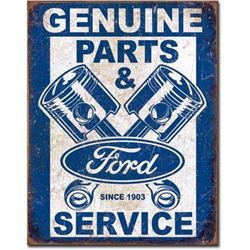 Ford Service - Pistons