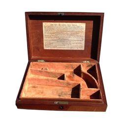 "Fabulous, original, Colt 1849 4"" pocket revolver .31 cal Case"