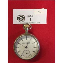 Elgin National Watch co. Pocket Watch. Needs Repair