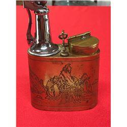 Vintage Brass Lighter/March Holder Sold in Hope, BC