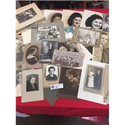 Lot of Old Photos from the 1900's -1950's
