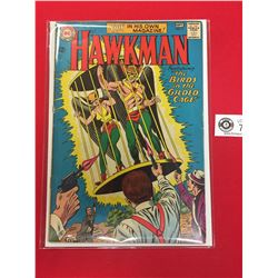 """Hawkman #3 1964  """"The Birds in The Gilded Cage.""""On Cardboard, in Bag  Harder Comic to Find"""