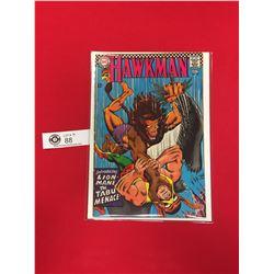 DC Comics Hawkman # 20 The Tabu Menace. In Comic Bag on White Cardboard