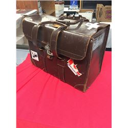 Canadian Pacific Air Crew Bag. 18 x8x13. Has travelled the world twice!