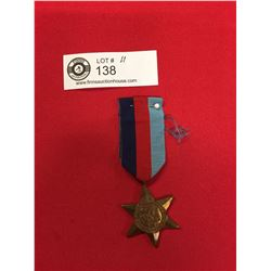 WWII British/ Canadian 1939-1945 Star