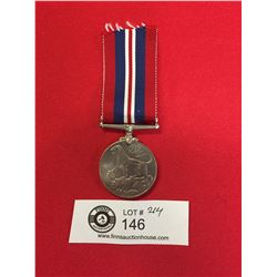 WWII Canadian/British 1939-1945 Service Medal