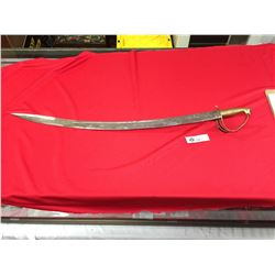 "Simran Industries Sword from India 32"" Long"