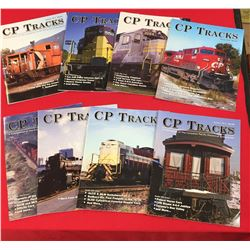 8 Canadian Pacific Tracks Magazines