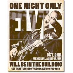 Elvis - One Night Only