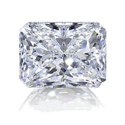 10ct Radiant Cut BIANCO Diamond