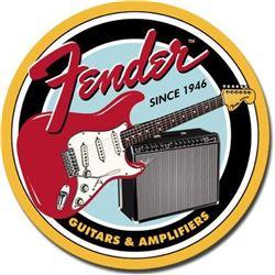 Fender Round G&A