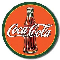 COKE - Round 30's Bottle & Logo