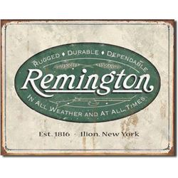 REM - Weathered Logo