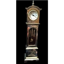 Miniature Longcase Grand-father Travel Clock