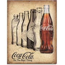 COKE - The Real Thing