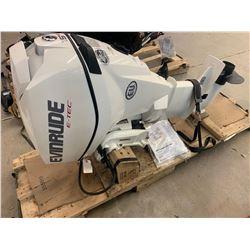 Boat Motor: 15 H. P. Evinrude E-TEC