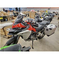 Motorcycle: 2018 Ducati MULTISTRADA 1200