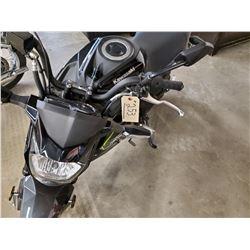 Motorcycle: 2018 Kawasaki Z125
