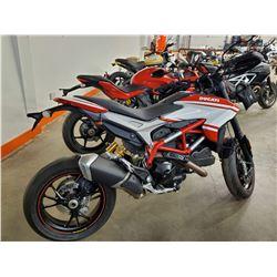 Motorcycle: 2015 Ducati HYPERMOTARD SP