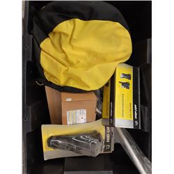 Tote with Ski-Doo Misc. Parts & Access