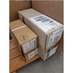 DUCATI MONSTER 821 & 1200 LICENSE PLATE HOLDER - 97380141B and DUCATI OEM RIGHT SILENCER